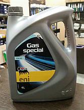 Масло моторное LPG для газовых двигателей AGIP ENI I-Sint Gas Special 10W-40 (4л)