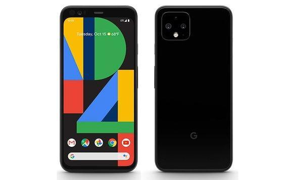 Смартфон Google Pixel 4 6/64Gb Just Black EU 1 мес