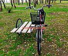 Электровелосипед с боковым прицепом Салют F-5 24 дюйма 350W 36v, фото 4