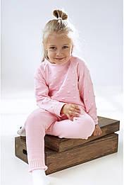 Костюм вязанный для девочек
