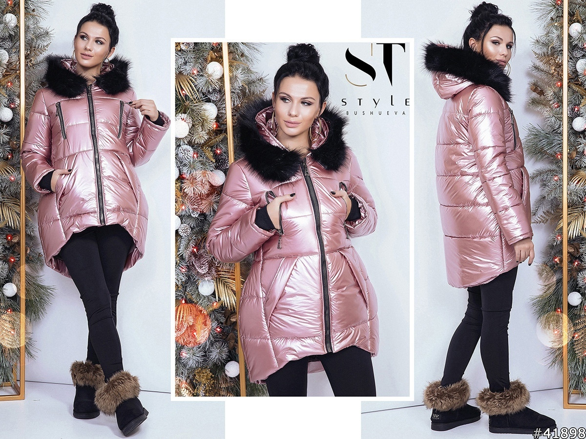 Восхитительное пальто с неровными краями