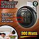 Портативный обогреватель Wonder Heater Pro 900W  с цифровой регилировкой температуры, фото 8