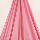 Отрез поплина однотонный, цвет розовый №13-1364, размер 75*240, фото 2