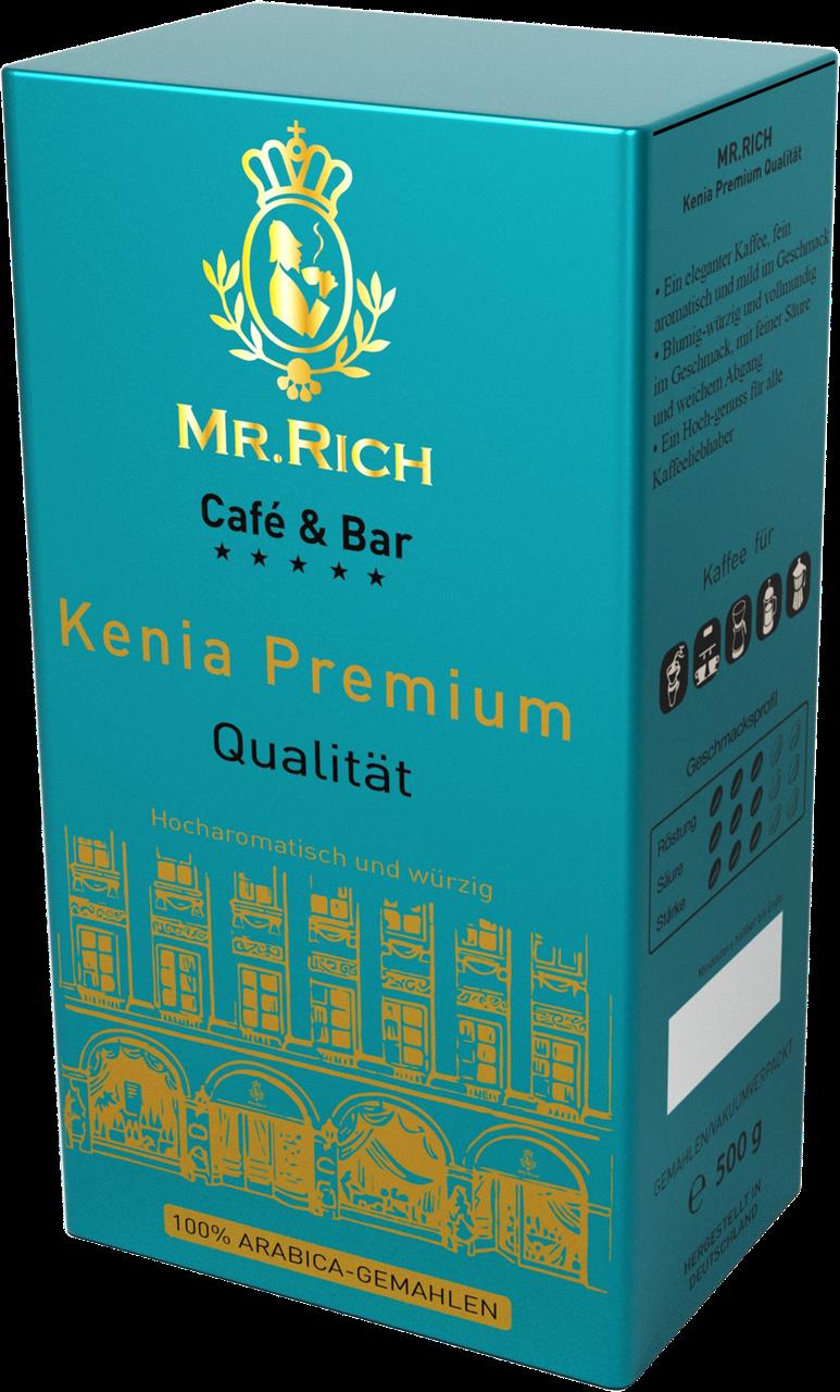 Mr.Rich Kenia Premium 500 р. мелений