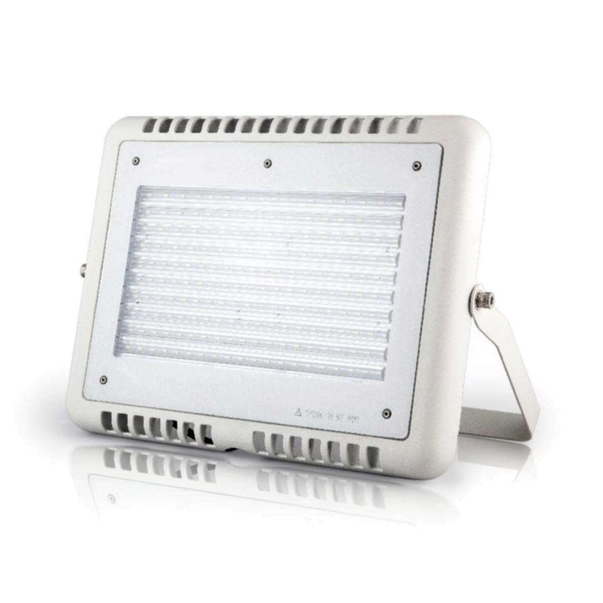 Прожектор светодиодный ЕВРОСВЕТ EV-50-01 FLASH 50Вт 4500Лм IP65 6400К 165-265В (000040906)