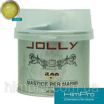 Tixo GOLD 0.15L JOLLY Полиэфирный двух-компонентный клей (прозрачно-медовый 0.165кг)