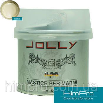 Tixo Paglierino 0.15L  JOLLY Полиэфирный двух-компонентный клей   (светло-бежевый 0.165кг)