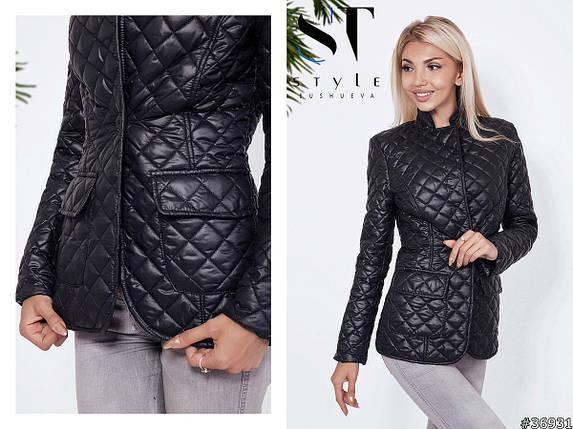 Элегантная куртка-пиджак, фото 2