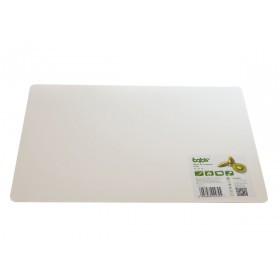 Доска разделочная, гибкая, 24х33 см, силикон, серый