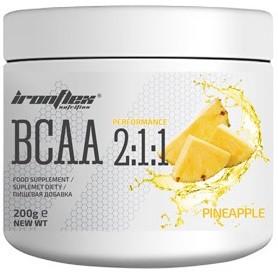 Аминокислоты BCAA IronFlex - BCAA 2:1:1 (200 грамм)