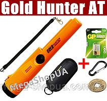 Целеуказатель пинпоинтер подводный Gold Hunter AT Orange. Металлоискатель для поиска. Металошукач пінпоінтер