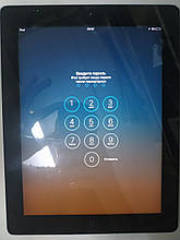Apple iPad 2 A1395 Wi-Fi 16GB Black пароль 220802