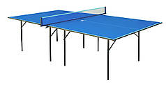 Теннисный стол «GSI-SPORT» Hobby Light Синий Gk-1