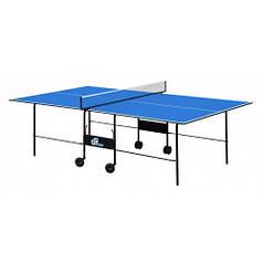 Теннисный стол «GSI-SPORT» Athletic Light Синий Gk-2