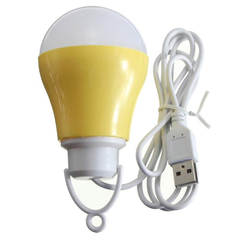 Лед лампа USB