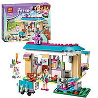 """Конструктор Bela Friends 10537 """"Ветеринарная клиника"""" (аналог LEGO Friends 41085), 203 детали"""