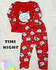 """Пижама детская """"Timi night"""" утепленная"""