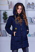 Модная женская куртка осень / зима / весна на синтепоне 250ой плотности с 42 по 50 рр