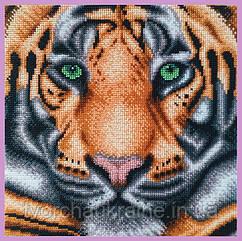 Тигр. Набір для вишивання бісером