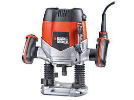 Фрезер Black&Decker 1200 Вт 6-8 мм + кейс