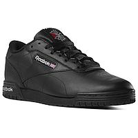 """Оригінальні чоловічі кросівки Reebok Ex-O-Fit Clean Logo INT """"Intense Black"""", фото 1"""