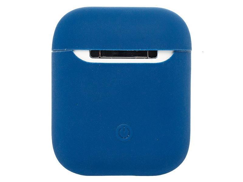 Чехол Ultra Slim для Apple AirPods,Blue Grey