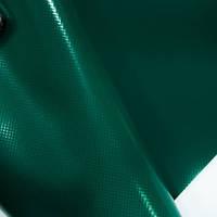 Тентовая ткань зеленая 630г/м2
