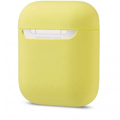 Чехол Ultra Slim для Apple AirPods, Lemon