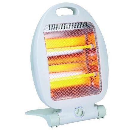 Обогреватель кварцевый инфракрасный 2 режима 800 Вт