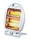 Обогреватель кварцевый инфракрасный 2 режима 800 Вт, фото 3