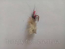 Мушка для нахлыстовой рыбалки Сухая мушка №4