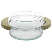 Кастрюля стеклянная BERGHOFF 0,7 л, 19,5 см*16 см  (8500062)