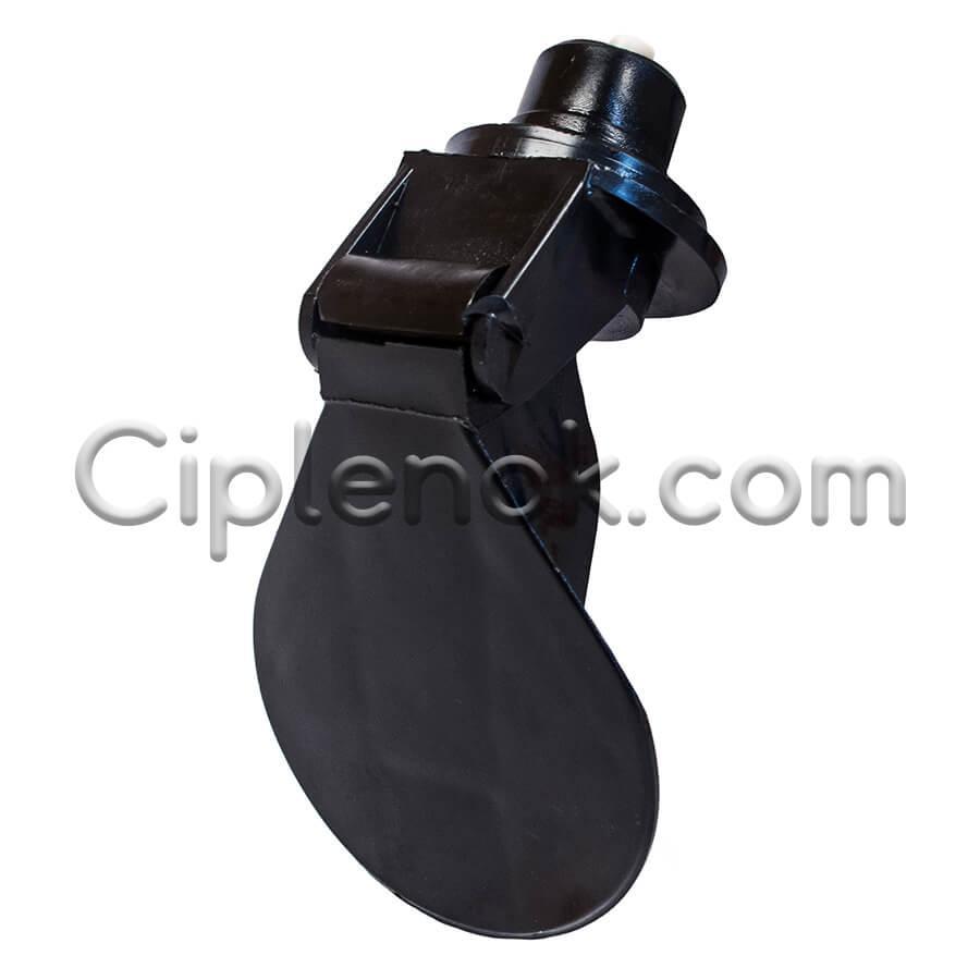 Клапан и пластиковый язычок (запчасть к поилке для КРС)