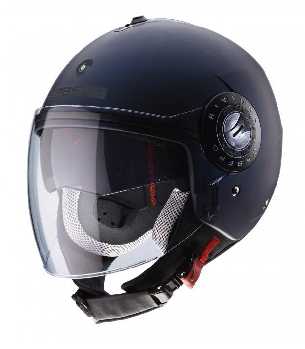 Мотошлем Caberg Riviera V3 (Blue Matt)