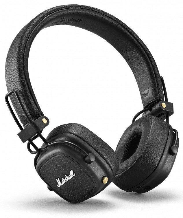 Marshall Major III Bluetooth Black