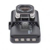 Автомобильный видеорегистратор Car Vehicle BlackBOX DVR 626 1080P Черный