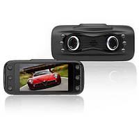 Автомобильный видеорегистратор F011 Черный