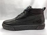 Стильные зимние ботинки под кеды на молнии Rondo, фото 4