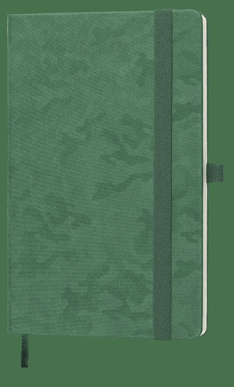 Блокнот TABBY JUSTY А5, 130х210 мм, твердая обложка, кремовый в линию. 4 цвета.