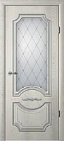 Двері міжкімнатні Albero Леонардо Art-Vinyl з патиною