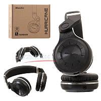 Беспроводная гарнитура Bluedio Headset T2 Turbine, черные