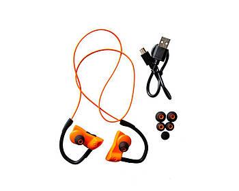 Беспроводные наушники Moxom MOX 22 Orange