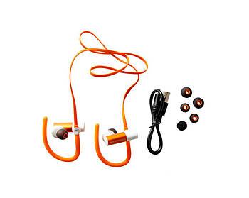 Беспроводные наушники Moxom MOX 24 Orange