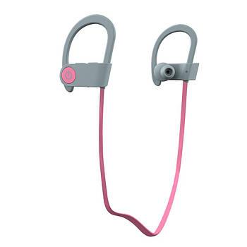Беспроводные наушники Romix S3 Sport Wireless Headphone RWH S3 Pink-Grey