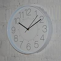 """Настенные часы """"White classic"""" (30 см.), фото 1"""