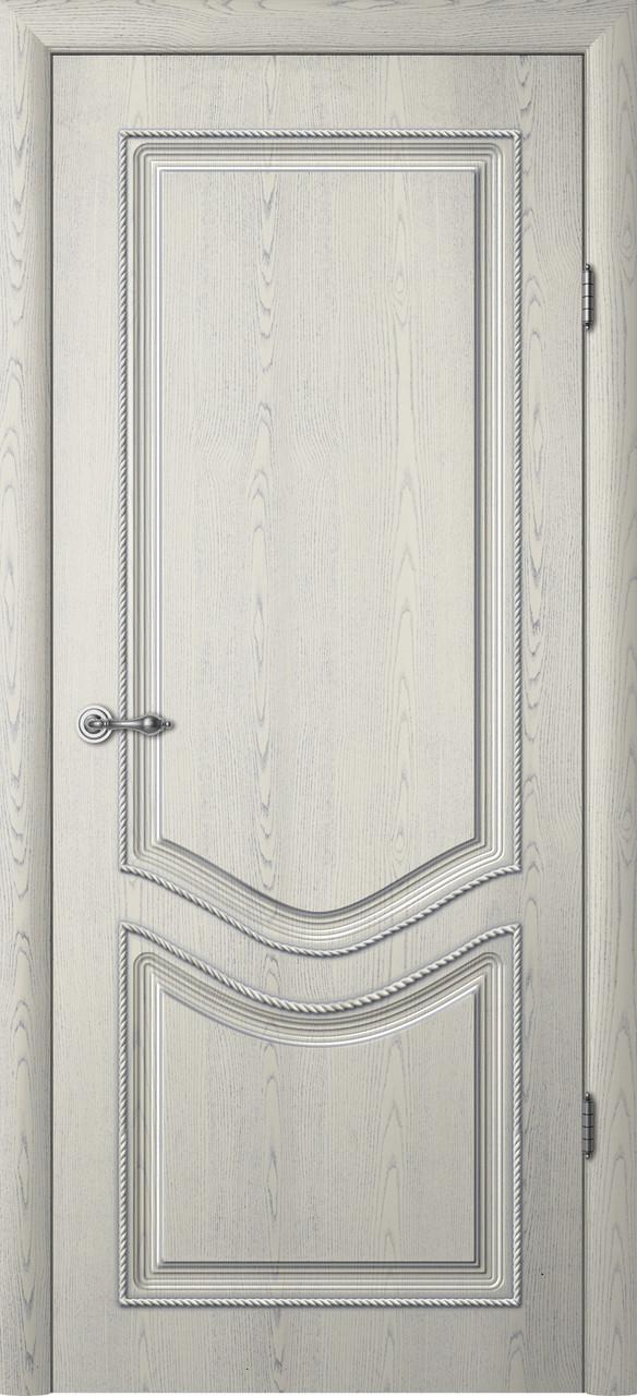 Дверь межкомнатная Albero Рафаэль Art-Vinyl ПГ с патиной