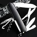 Нож складной, мультитул Victorinox Climber (91мм, 14 функций), черный 1.3703.3, фото 7