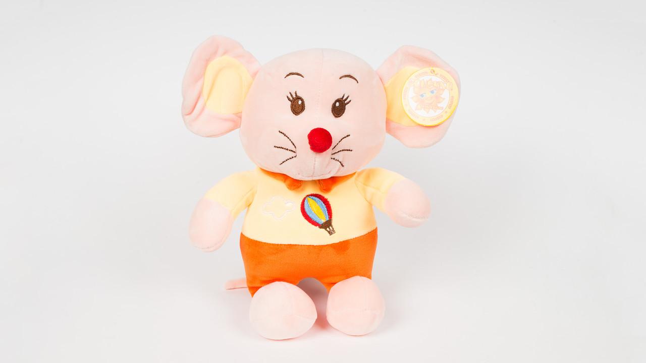 Мягкая игрушка Мышь. Музыкальная. Поет песенку про мышку.