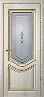 Двері міжкімнатні Albero Рафаель Art-Vinyl з патиною