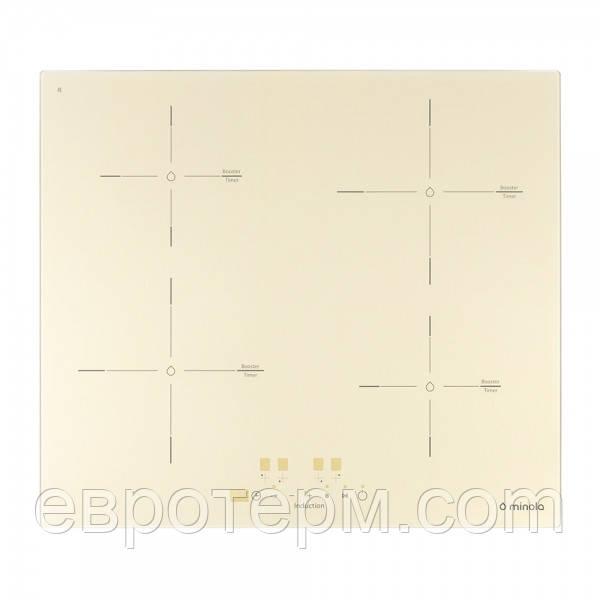 Варочна поверхня електрична індукційна Minola MI 6044 GW
